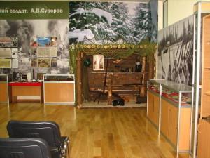 раздел экспозиции демянский котел
